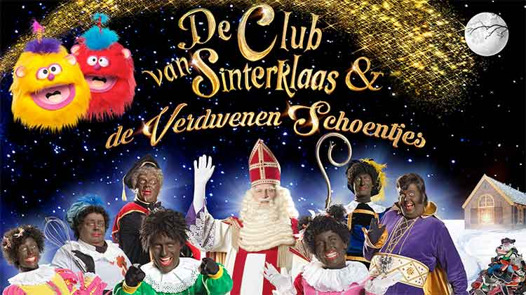 De Club van Sinterklaas en de Verdwenen Schoentjes