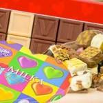 Chocoladegroetjes van Greetz