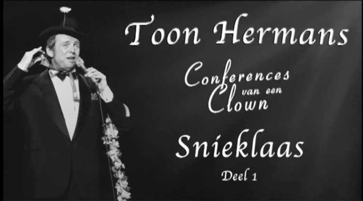 Toon Hermans - Snieklaas Conference