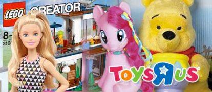 Het mooiste speelgoed bij Toys'R'us