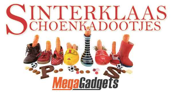 Megagadgets Schoencadeaus